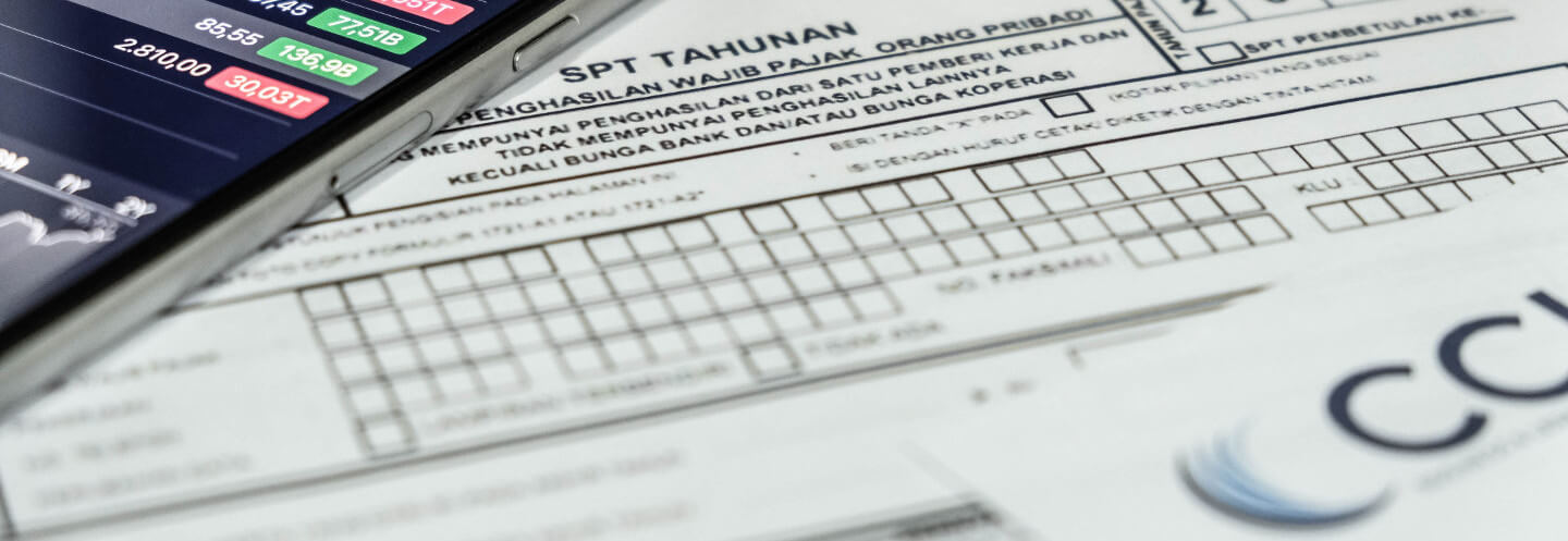 Income tax form indonesia