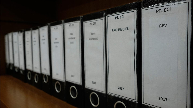 Corporate Tax Folder