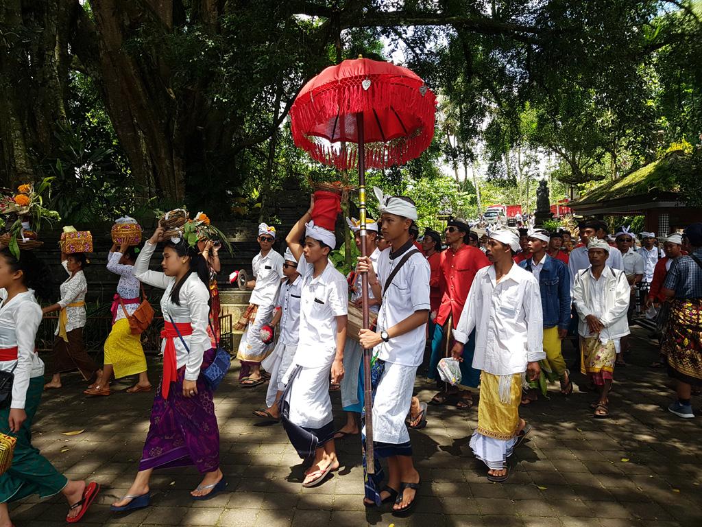 social cultural in bali